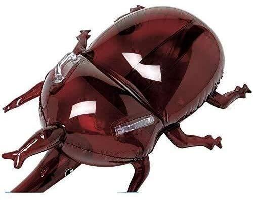 NLRHH Plegable Piscina, Agua colchón Inflable, escarabajos Fila, Juguetes inflables, Juguetes inflables Juguetes de Agua Flotante del Partido Peng