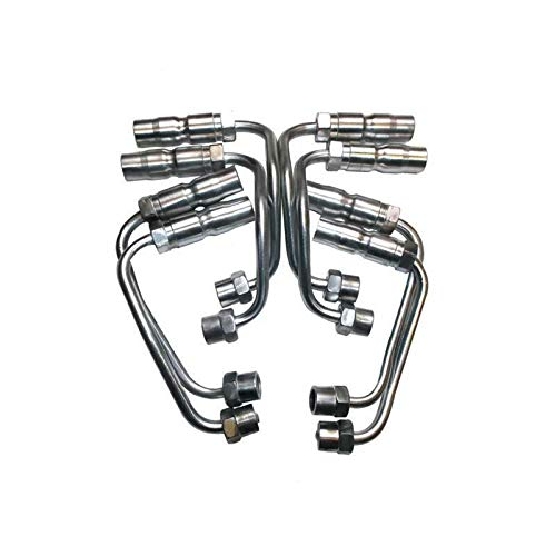 GXP Stainless Steel Fuel Injector Line Set...