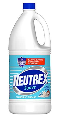 Neutrex Lejía Suave Acción total para la lavadora - 1.8