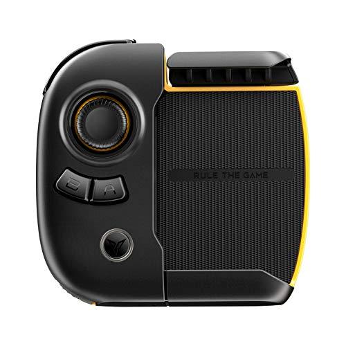 Bounabay Kabelloser Bluetooth-Controller, einhändiges Gamepad, kompatibel mit iPhone & Android