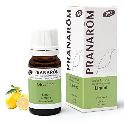 Pranarôm - Aceite Esencial de Limón Bio - Cáscara - 10 ml