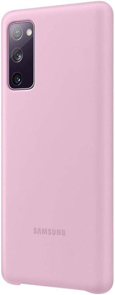Samsung Galaxy S20 FE 5G Silicone Case, Violet (US Version)