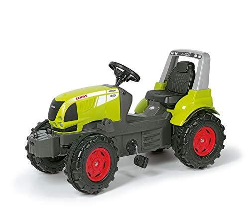 Rolly Toys rollyFarmtrac Claas Arion 640 (Sitz verstellbar, Flüsterlaufreifen, Alter 3-8 Jahre, Front- und Heckkupplung) 700233