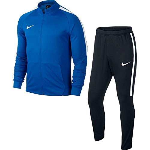 Nike Herren Dry Squad 17 Trainingsanzug, Royal Blue/Black/White, 2XL