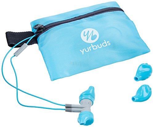 Yurbuds Inspire 300 Fitness Headphones (Aqua)
