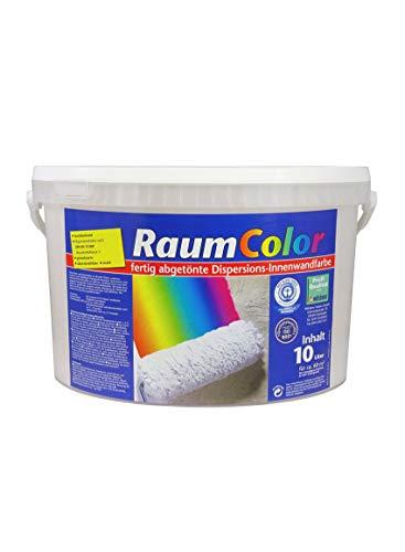 Raumcolor getönt Platin 10 Liter ca. 60 m² Innenfarbe Wandfarbe Wilckens Farbe Trendfarbe hochdeckend
