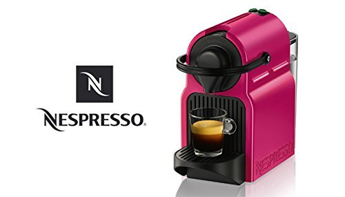 Turmix tx155Inissia Fucsia Velvet de cápsulas de Nespresso Automat