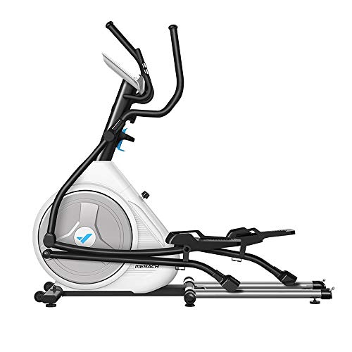 CHENYE Máquina elíptica con Monitor LED Precursor de Moda Deportes Interior Fitness Máquina elíptica para Uso Comercial