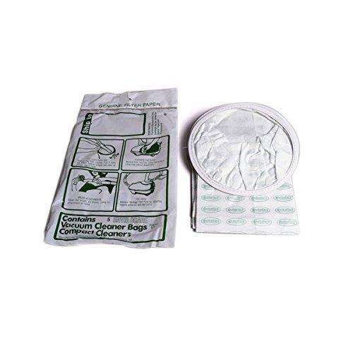 Compacto/Tristar 2capas recipiente para aspiradora 5unidades de repuesto bolsas de papel # 738–5SEC