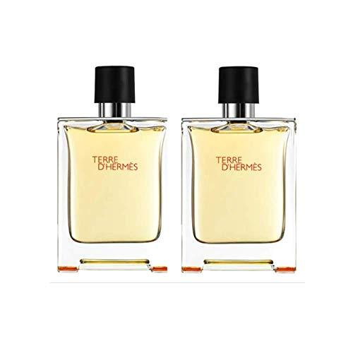 Hermès Terre D'Hermes, Eau De Toilette, 2 x 50 ml