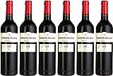 Ramon Bilbao Rioja Crianza DOCA Tempranillo 2014/2015 trocken (6 x 0.75 l)