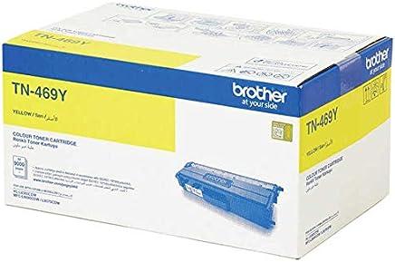 Brother TN-469 Sarı Orjinal Toner Ultra Yüksek Kapasiteli