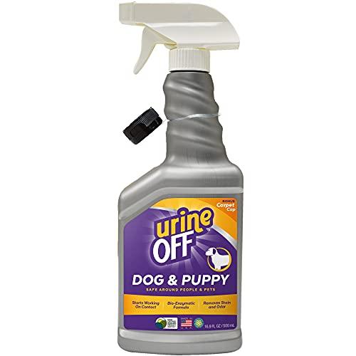 Urine-Off - Spray nettoyant pour urine pour chien et chiot,500 ml