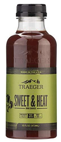 Traeger Pellet Grills SAU038 Sweet & Heat BBQ Sauce