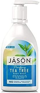 Jason Body Wash Tea Tree, Double Pack