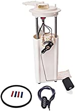 CUSTOM 1pc E3369M Electric Intank Fuel Pump Module Assembly With Fuel Level Sensor & Floater Arm & Strainer & Installation Kits Fit 99-02 Chevrolet Camaro Pontiac Firebird 3.8L V6 vin code:K
