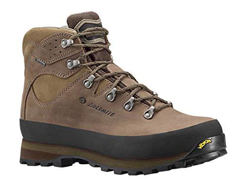 Dolomite Bota TOFANA GTX, Stivali da Escursionismo Alti Unisex-Adulto, Marron Oscuro, 47 2/3 EU