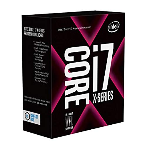 INTEL Core i7-9800X 3.80Ghz LGA2066 16.5M Boxed CPU