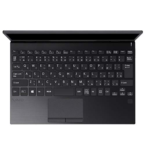 VAIO12.5型ノートパソコンVAIOSX12(Corei5)ブラックWindows10Pro搭載モデル(Corei5/メモリ8GB/SSD256GB)MicrosoftOfficeHome&Business2019付属VJS12290211B