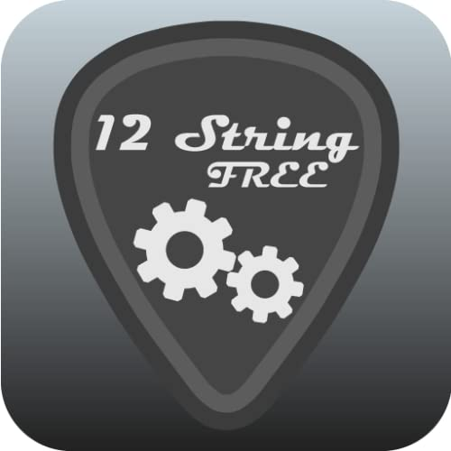Music Toolkit Free - Sintonizador de guitarra eléctrica / acústica de 12...