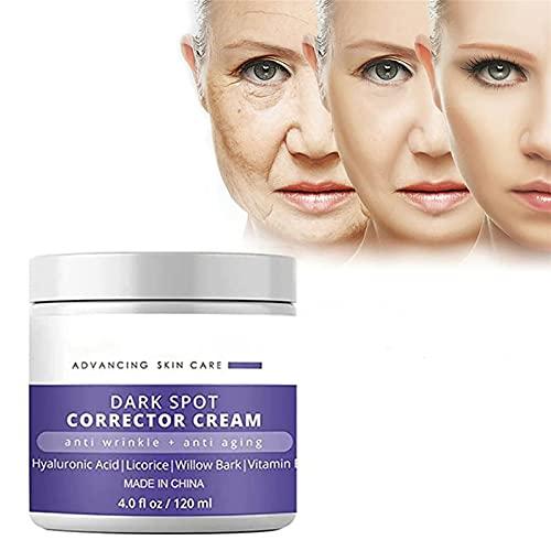 LPDM Dark Spot Corrector Cream for Face & Body, Blemish Reducer, Age Spot Remover, Skin Nourishing, Anti Aging Face Moisturizer Skincare Cream, Enriching Care for All Skin Tones