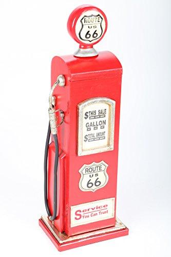 point home - Armadio di design a colonna, stile retrò, rosso, 81 cm