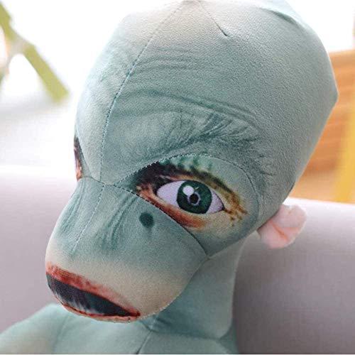 DHTOMC Eine 50 cm-Puppe-Alien-Kreatur-Puppe-Plüsch-Spielzeug-Rag-Puppe-Geburtstagsgeschenk-Kinderspielzeug Xping