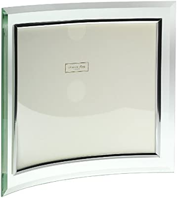 Addison Ross, Glass Photo Frame, 8x10, Curved Landscape, 8 x 10 Inches
