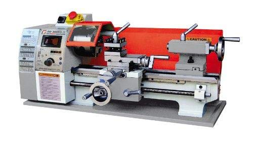 Holzmann metalen draaimachine | draaibank ED 300 FD | 230 V | draaimachine metaal | professioneel nieuw