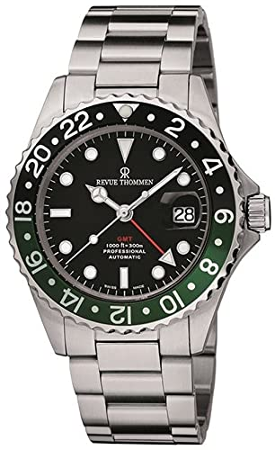 Revue Thommen Orologio da polso automatico Diver GMT 17572.2138