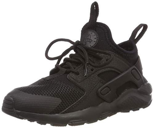 Nike Jungen Huarache Run Ultra (ps) Sneakers, Schwarz (Black/Black 001), 28 EU