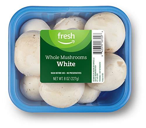 White Mushrooms (Champignons)