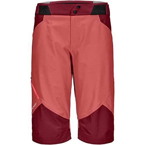ORTOVOX Damen Pala Shorts W Kurze Hose, Rouge-Rot, XS