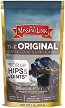 The Missing Link Ultimate Hip, Joint & Coat Dog Supplement 1 lb
