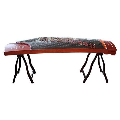 GuanXiao Orientalische Traditionelle Guzheng Schnitzen Poesie Anfänger Zither Prüfungsnote Traditional Folk Instruments Spielen
