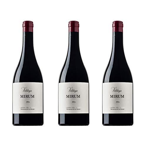 Valdaya Mirum Vino Tinto - 3 botellas x 750ml - total: 2250 ml
