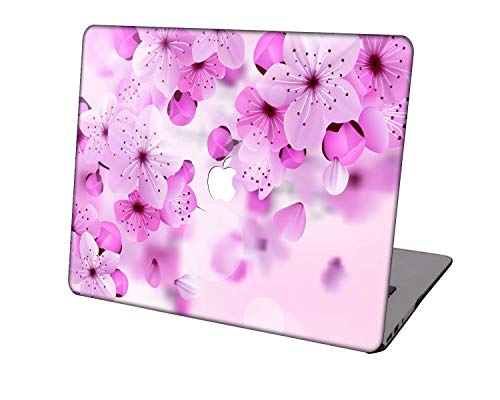 Laptop Case for MacBook Air 13 inch Model A1369/A466,Neo-wows Plastic Ultra Slim Light Hard Shell Cover Compatible MacBook Air 13 Inch No Touch ID,Flowers 173