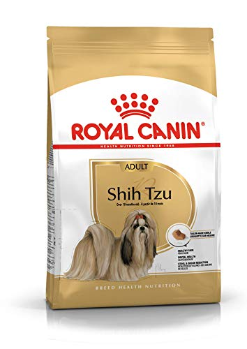 Royal Canin Canine Breed Nutrition Shih Tzu adulte 24 - Croquettes 1.5 kg