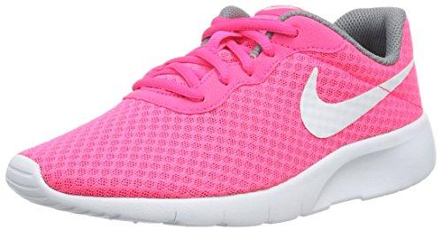 Nike Mädchen Tanjun Low-Top, Pink (Hyper Pink/White-Cool Grey), 38.5 EU