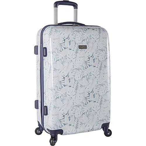 Tommy Bahama Hardside Spinner Suitcase Luggage Leaf Suitcase, ARTSY Leaf