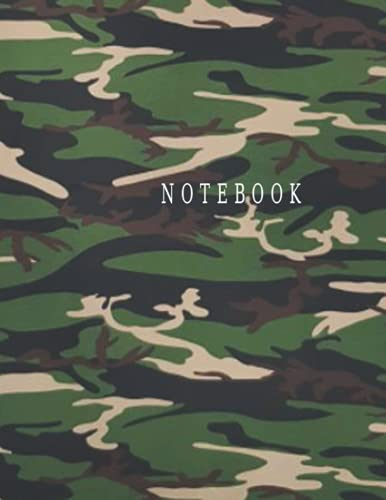 The Gentle Army color cover notebook:: college ruled lined notebook journal