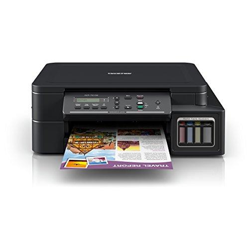 Multifuncional tanque de tinta InkTank DCPT510W Brother