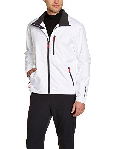 Helly Hansen Crew Jacket Chaqueta, Hombre, Blanco, 2XL
