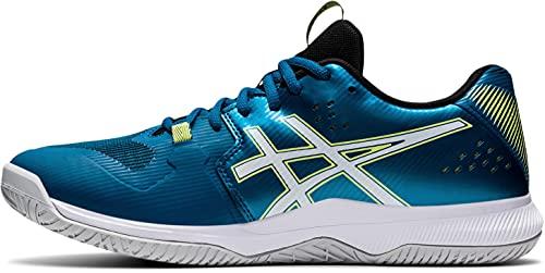 ASICS Herren 1071A065-400_44,5 Handball Shoes, Blue, 44.5 EU