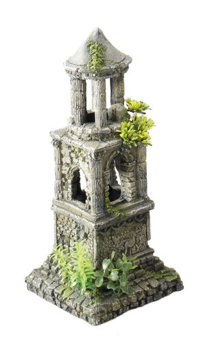 Europet Bernina 234-105399 Decor Mausoleum 14.5 x 13.7 x 30.2 cm