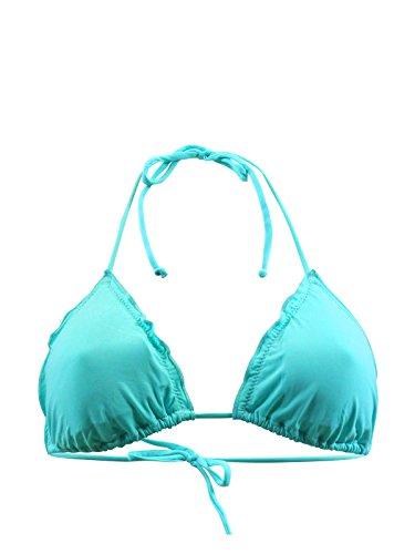 Carla-Bikini Bikini-Top Triangel Pop Oceandeep Türkis
