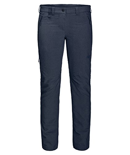 Jack Wolfskin Damen Activate Sky Women Damenhose, Midnight Blue, 46