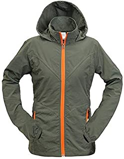 BEESCLOVER Quick Dry Men Women Hiking Jackets Spring Summer Breathable Hooded Outdoor Sports Coats Hiking Trekking Jacket RA105