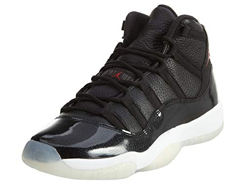 Nike Herren Air Jordan 11 Retro BG Fitnessschuhe, Schwarz/Rot (Schwarz/Gym Rot-Weiß-Anthrazit), 38.5 EU