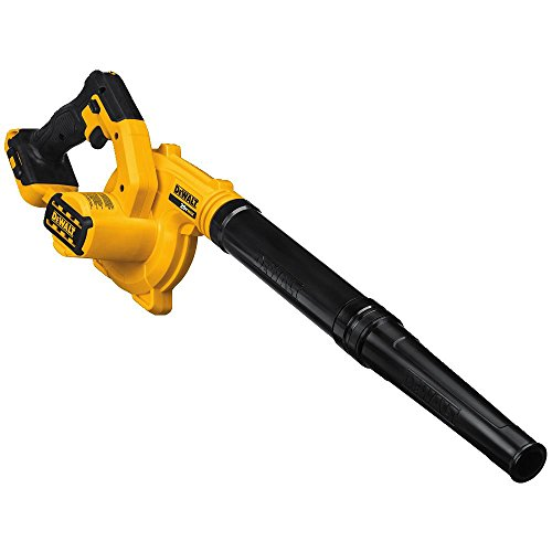 DeWalt DCE100B 20V Max Cordless Li-Ion Compact Jobsite Blower (Bare Tool)  $80 at Amazon